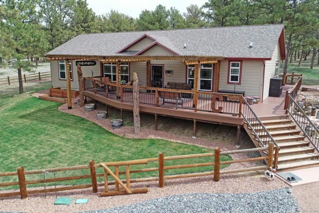 24982 County Road 77, Calhan, CO 80808 (#6474943) :: Compass Colorado Realty