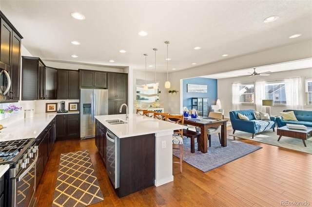 1728 Valley Oak Court, Castle Rock, CO 80104 (MLS #6474955) :: Kittle Real Estate