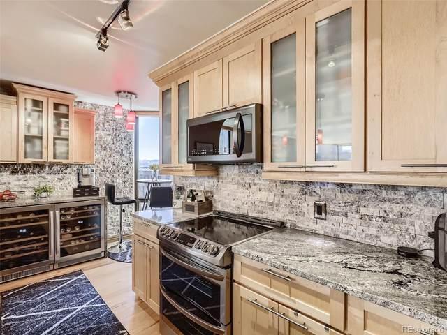 1625 Larimer Street #1503, Denver, CO 80202 (#6475986) :: Wisdom Real Estate