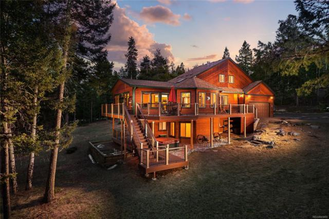 9590 S Warhawk Road, Conifer, CO 80433 (#6476125) :: Wisdom Real Estate