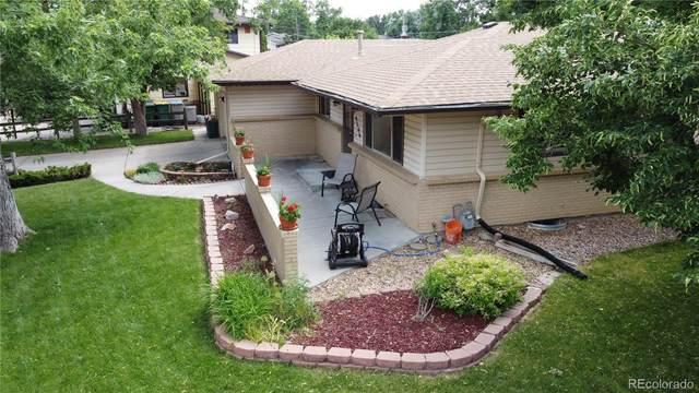 9566 W Kentucky Drive, Lakewood, CO 80226 (#6476298) :: The Gilbert Group