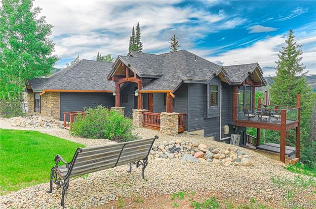 1361 Grand County Road 8, Fraser, CO 80442 (MLS #6476597) :: 8z Real Estate