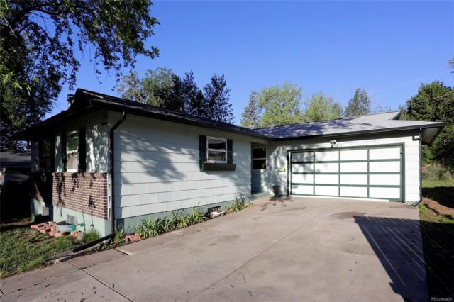 1230 Kingsley Drive, Colorado Springs, CO 80909 (#6476672) :: Relevate | Denver