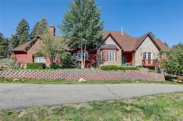 29206 Kennedy Gulch Road, Conifer, CO 80433 (#6476718) :: Stephanie Fryncko | Keller Williams Integrity