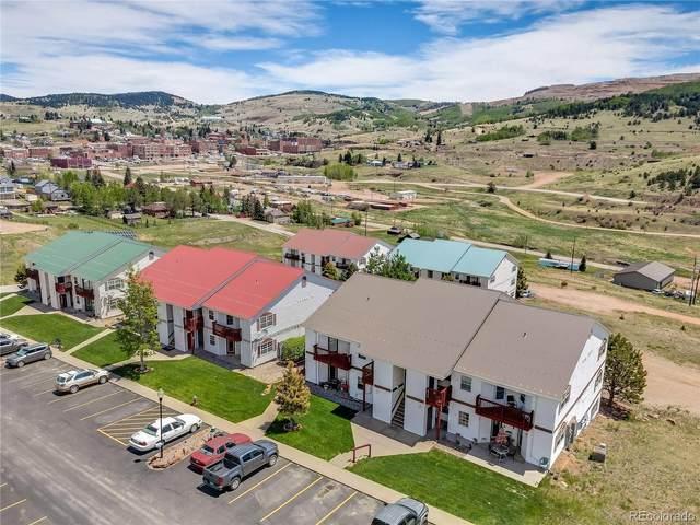 124 Whalen Avenue #12, Cripple Creek, CO 80813 (#6477304) :: The Griffith Home Team