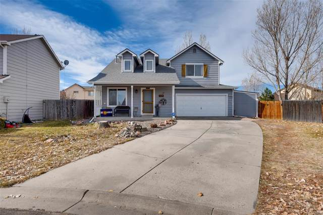 399 Zane Court, Elizabeth, CO 80107 (#6477409) :: Compass Colorado Realty