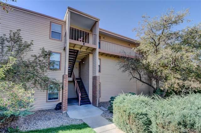 3141 S Tamarac Drive #106, Denver, CO 80231 (#6477868) :: The HomeSmiths Team - Keller Williams