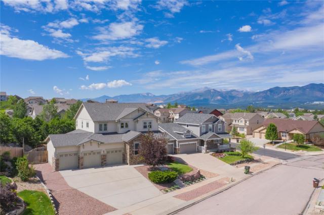 849 Coyote Willow Drive, Colorado Springs, CO 80921 (#6478451) :: Venterra Real Estate LLC