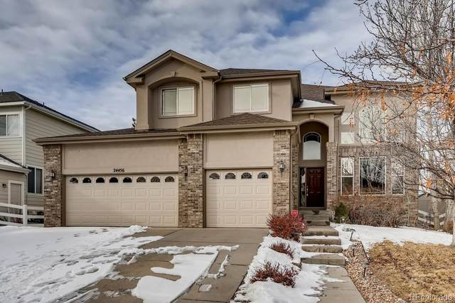 24456 E Louisiana Circle, Aurora, CO 80018 (MLS #6478510) :: 8z Real Estate