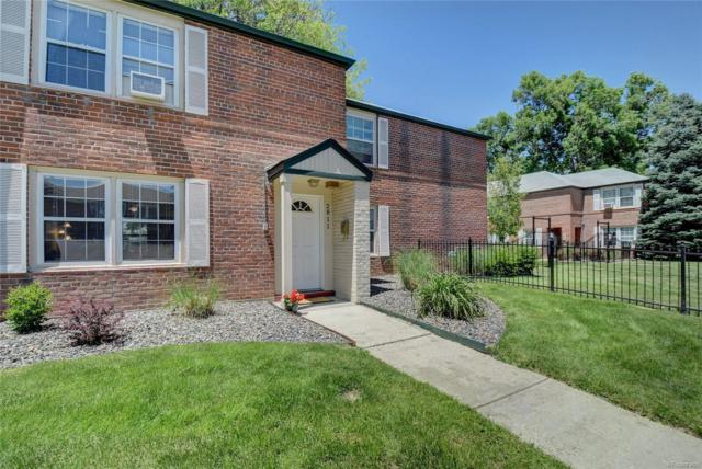 2811 Jasmine Street, Denver, CO 80207 (#6479959) :: Wisdom Real Estate