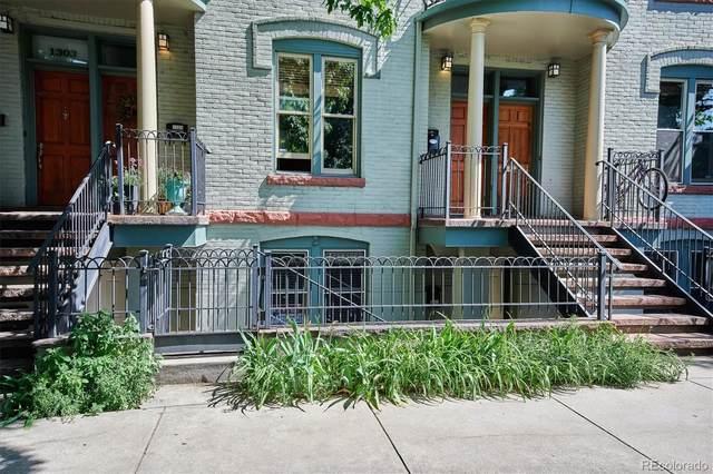 1307 E 17th Avenue, Denver, CO 80218 (#6480388) :: The Harling Team @ HomeSmart