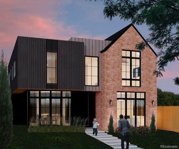1266 S Williams Street, Denver, CO 80210 (#6480534) :: Wisdom Real Estate