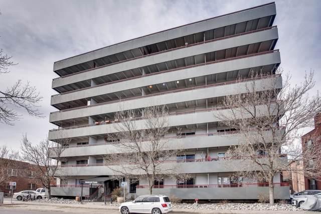 1441 N Humboldt Street #701, Denver, CO 80218 (#6481160) :: The Peak Properties Group
