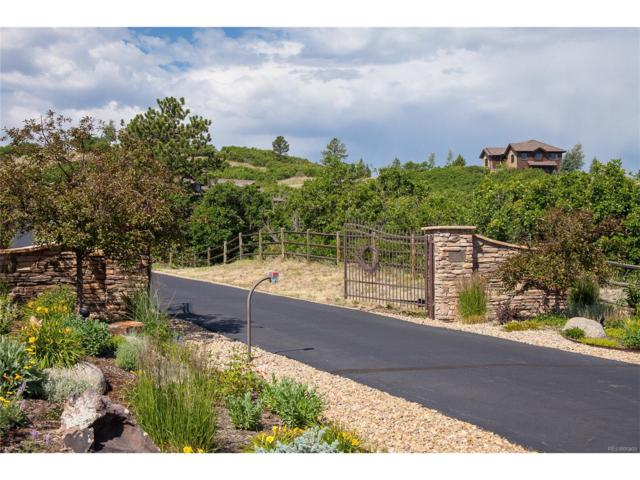 2580 Castle Butte Drive, Castle Rock, CO 80109 (MLS #6481882) :: 8z Real Estate