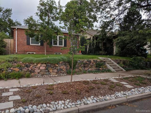 2034 S Sherman Street, Denver, CO 80210 (#6481999) :: The DeGrood Team