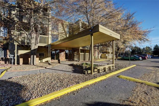 1306 S Parker Road #362, Denver, CO 80231 (#6482004) :: The Peak Properties Group