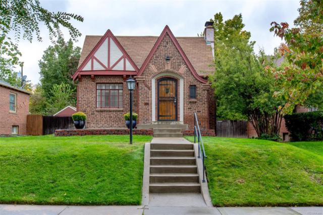 1375 Dexter Street, Denver, CO 80220 (#6482683) :: The Heyl Group at Keller Williams