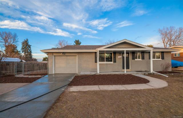 12641 E Alaska Place, Aurora, CO 80012 (#6482759) :: The Galo Garrido Group