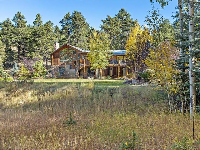 22811 Twin Ponds Trail, Morrison, CO 80465 (#6482762) :: The DeGrood Team