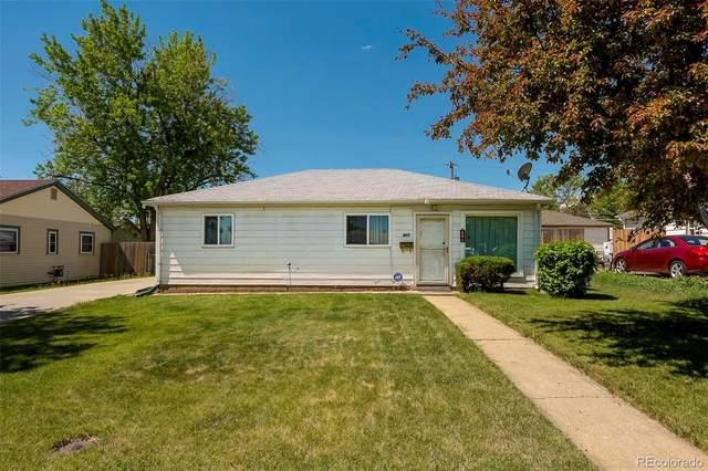 907 Victor Street, Aurora, CO 80011 (#6483144) :: Colorado Home Finder Realty