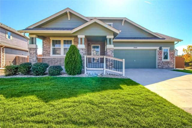 7940 E 134th Avenue, Thornton, CO 80602 (#6483717) :: James Crocker Team