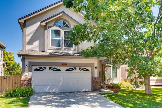 17043 E Wiley Place, Parker, CO 80134 (#6483819) :: HomePopper