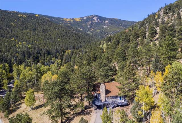 55 Aspen Place, Evergreen, CO 80439 (#6484133) :: The DeGrood Team