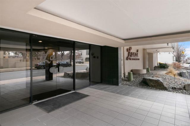 800 Washington Street #705, Denver, CO 80203 (#6484140) :: James Crocker Team