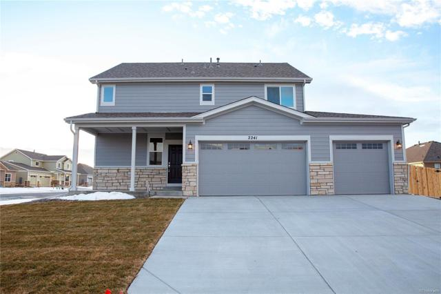 2241 Adams Lane, Strasburg, CO 80136 (#6484142) :: The Heyl Group at Keller Williams