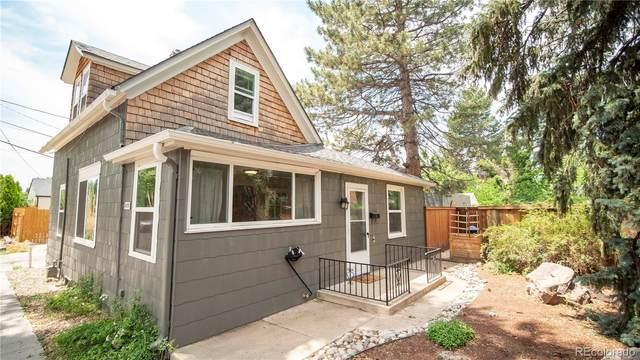 2435 Osceola Street, Denver, CO 80212 (#6484865) :: James Crocker Team