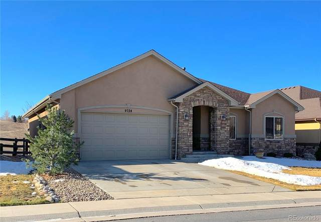 9724 W Ontario Place, Littleton, CO 80128 (#6485042) :: Venterra Real Estate LLC