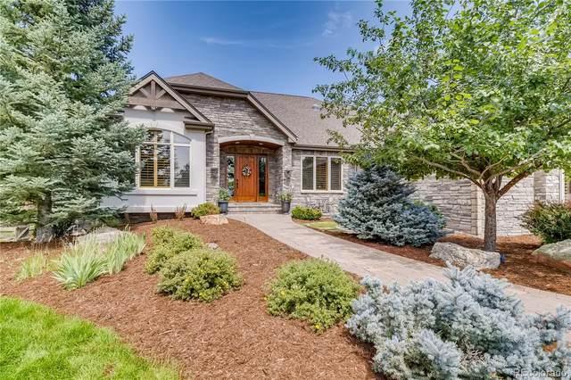 5296 Sage Thrasher Road, Parker, CO 80134 (#6485442) :: Wisdom Real Estate