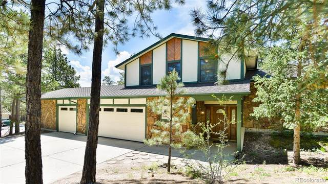 1255 Becky Drive, Colorado Springs, CO 80921 (#6485708) :: The Harling Team @ Homesmart Realty Group