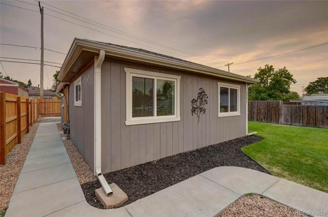 3392 W Exposition Avenue, Denver, CO 80219 (#6485909) :: Compass Colorado Realty
