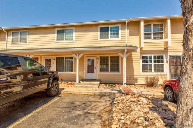 8937 Field Street #59, Westminster, CO 80021 (#6486008) :: HomeSmart