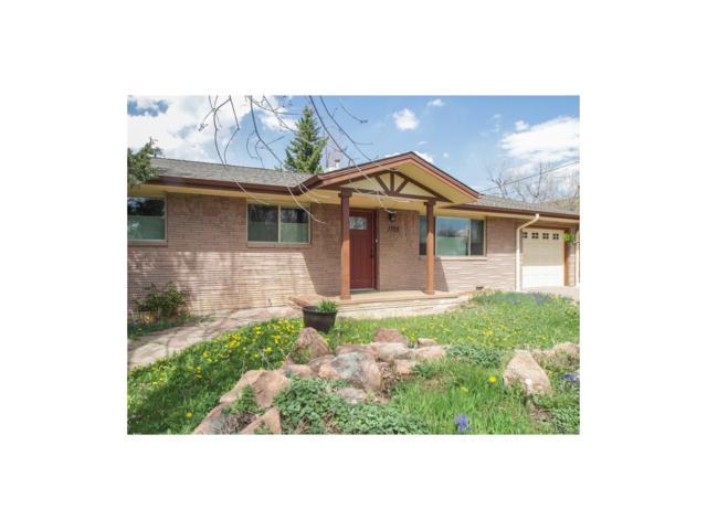 1705 Iris Avenue, Boulder, CO 80304 (MLS #6486070) :: 8z Real Estate