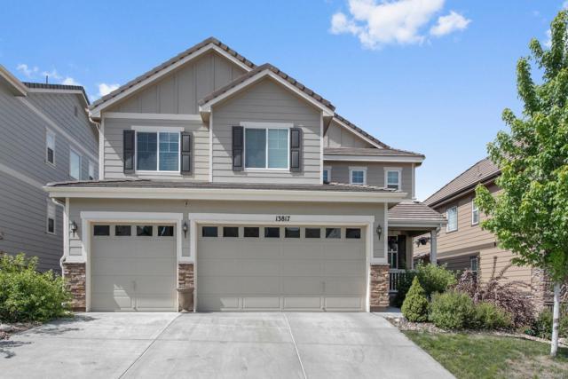 13817 Worthington Place, Parker, CO 80134 (#6486074) :: The HomeSmiths Team - Keller Williams