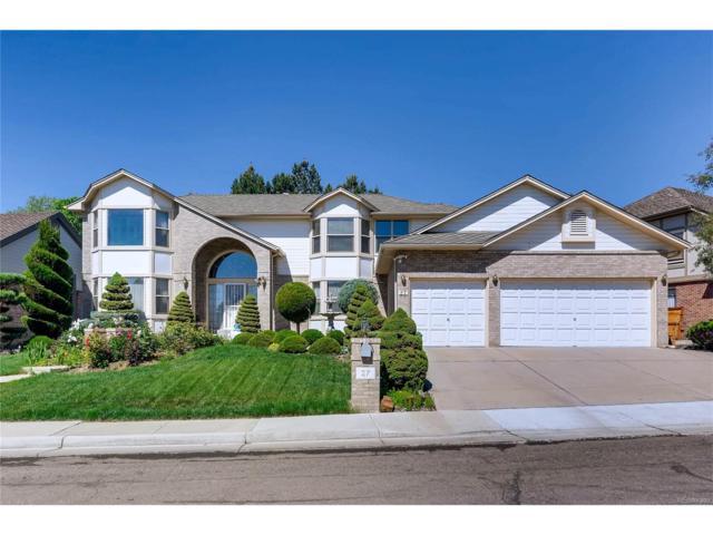 27 Mc Intyre Circle, Golden, CO 80401 (MLS #6486080) :: 8z Real Estate