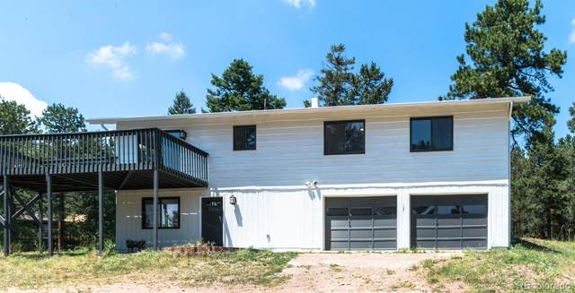 11833 Us Highway 285, Conifer, CO 80433 (#6486509) :: The Dixon Group