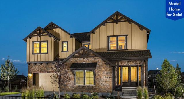 14744 Crouch Place, Parker, CO 80134 (#6486833) :: Bring Home Denver