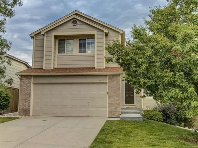 4859 N Foxtail Drive, Castle Rock, CO 80109 (MLS #6486874) :: 8z Real Estate