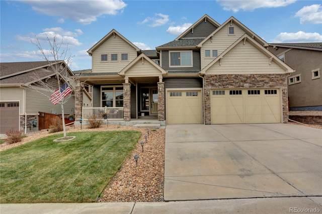 1322 Candleglow Street, Castle Rock, CO 80109 (MLS #6486926) :: 8z Real Estate