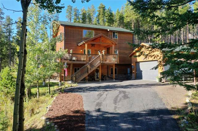 693 Aspen Way, Evergreen, CO 80439 (#6487457) :: The Peak Properties Group
