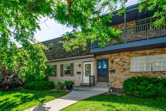 12936 W 24th Place, Golden, CO 80401 (MLS #6487465) :: 8z Real Estate