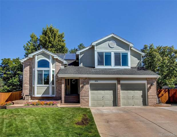 4954 S Parfet Court, Littleton, CO 80127 (#6487640) :: Own-Sweethome Team