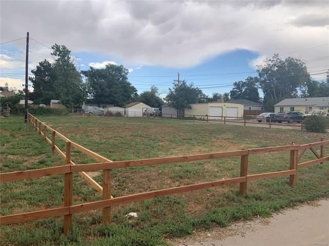 11403 E 17th Avenue, Aurora, CO 80010 (MLS #6487668) :: 8z Real Estate