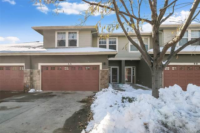 5600 W 3rd Street 8-AA, Greeley, CO 80634 (#6487682) :: Wisdom Real Estate