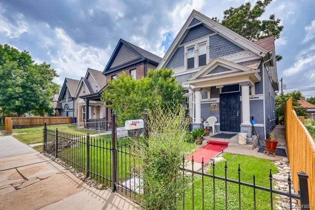 3433 N Williams Street, Denver, CO 80205 (MLS #6487762) :: Clare Day with Keller Williams Advantage Realty LLC