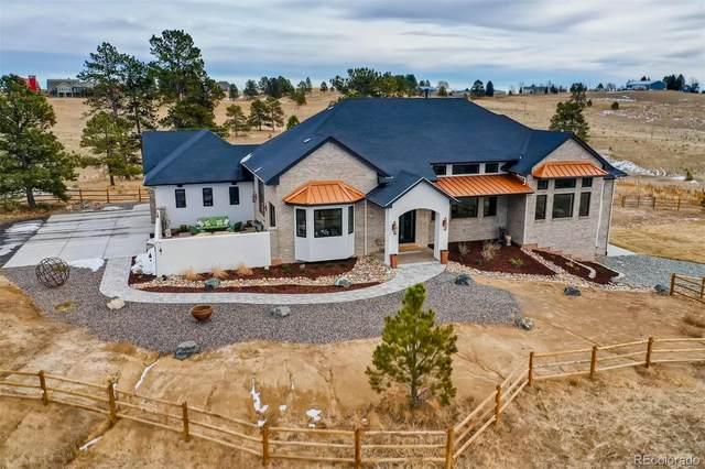 11448 E Parker Road, Parker, CO 80138 (MLS #6488208) :: 8z Real Estate