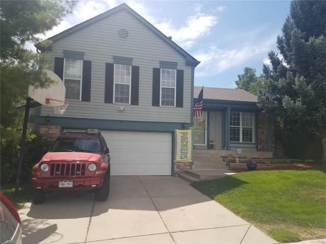 5372 S Halifax Circle, Centennial, CO 80015 (MLS #6488864) :: Kittle Real Estate